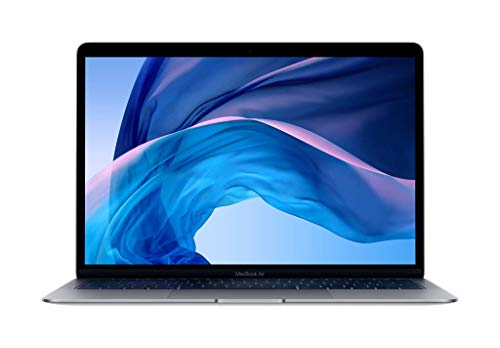 "Apple MacBook Air (13"", Neuestes Modell, 8GB RAM, 128GB Speicherplatz, 1,6GHz Intel Core i5) - Space Grau"