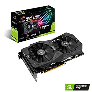 ASUS ROG STRIX NVIDIA GeForce GTX 1650 OC 4G Gaming Grafikkarte