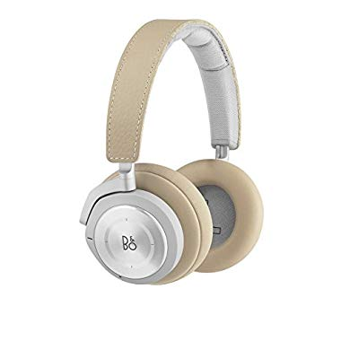 B&O PLAY by Bang & Olufsen 1645046 Beoplay H9i Wireless Over-Ear Active Noise Cancelling Kopfhörer natur (Natural, Ohne Zubehör)