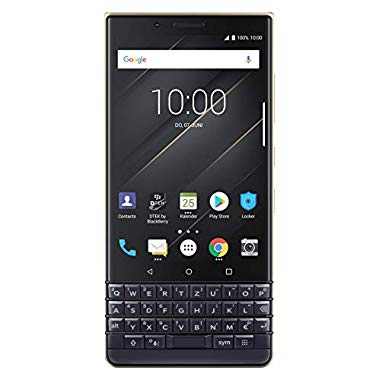 BlackBerry KEY2 LE Business Smartphone, 64 + 4 GB, Dual-SIM Champagne (champagner)