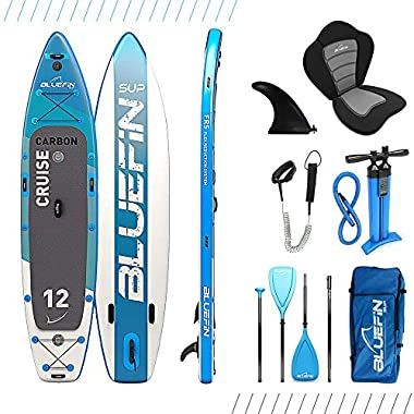 Bluefin SUP Aufblasbares Stand Up Paddel Board