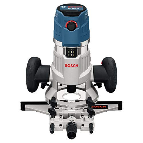 Bosch GMF 1600 CE Professional Multifunktionsfräse im Karton mit Zubehör