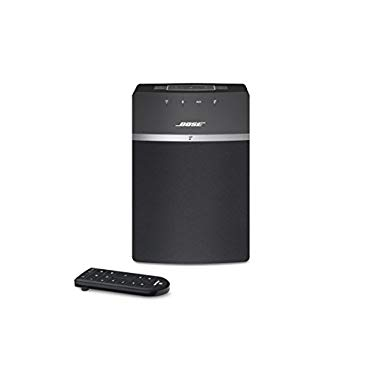 Bose SoundTouch 10 wireless Music System (schwarz)