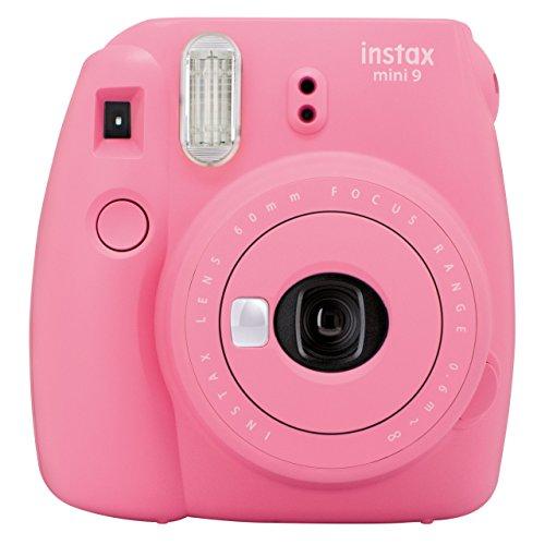 Fujifilm Instax Mini 9 Kamera,flamingo rosa