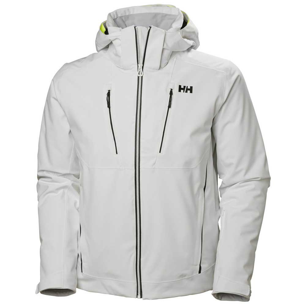 Helly Hansen Alpha 3.0 Jacken (Weiß)