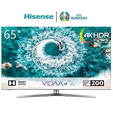 "Hisense H65U8B 65"" 4K Ultra HD HDR Smart TV"