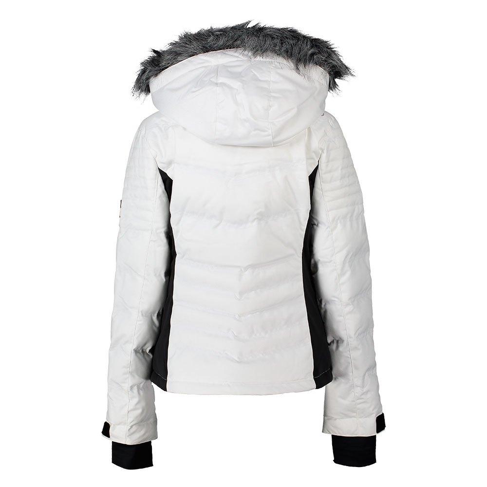 Jacken Superdry Luxe Snow Puffer (female,Ice Pink Metallic,M) Vergleichen Sie die Preise bei