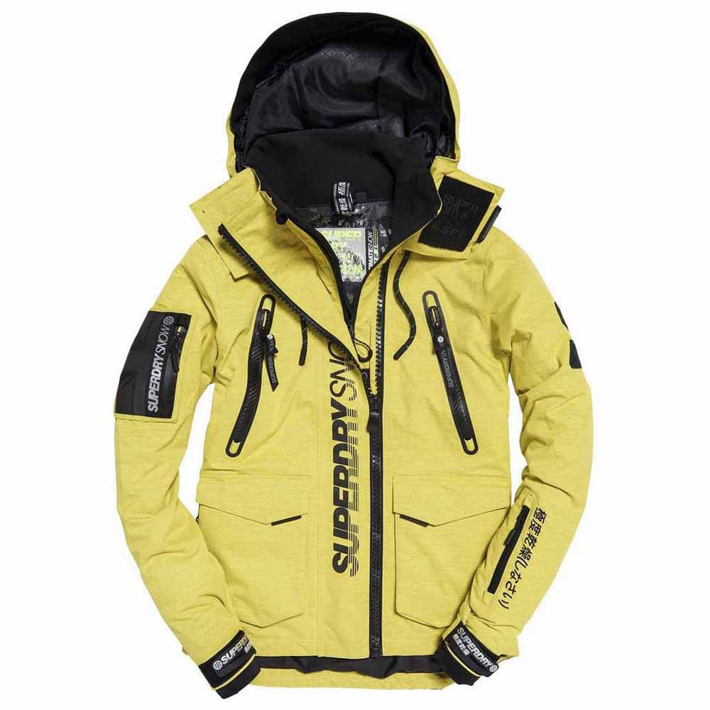 Jacken Superdry Ultimate Snow Rescue (Sulpher Yellow)
