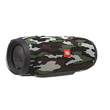 JBL Charge 3 Tragbarer Bluetooth-Lautsprecher (camo)