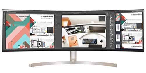 "LG 49WL95C-W 49"" Curved 32:9 UltraWide Dual QHD IPS Monitor"