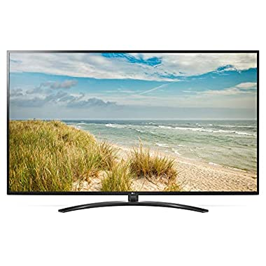 LG 70UM7450PLA 178 cm (70 Zoll) Fernseher (UHD, Triple Tuner, 4K Active HDR, DTS:Virtual X, Smart TV) (Metal / Rocky Black)