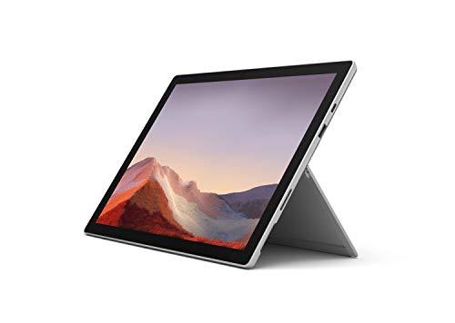 Microsoft Surface Pro 7 (Intel Core i3, 4GB RAM, 128GB SSD, Platin Grau)