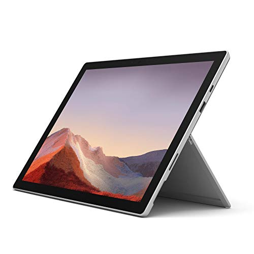 Microsoft Surface Pro 7 (Core i5, 8GB, 128GB SSD, Platinum)