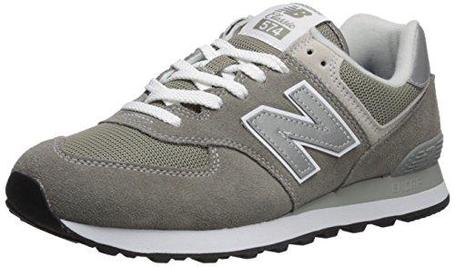 New Balance Herren 574v2 Core Sneaker, Grau (Grau), 40.5 EU