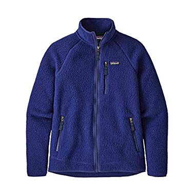 Patagonia Retro Pile Jacket Men - Fleecejacke (cobalt blue, XXL)