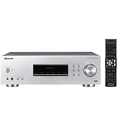 Pioneer SX-20DAB-S Stereo-Receiver (silber)