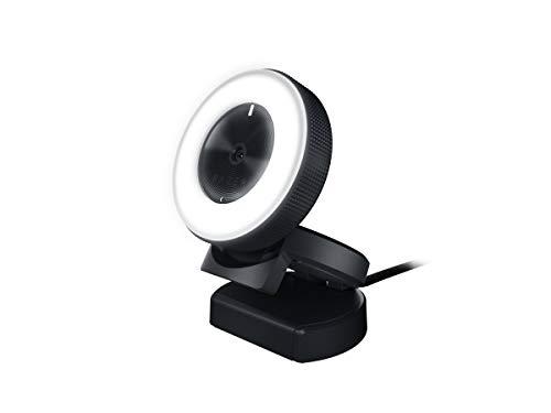 Razer Kiyo Streaming-Kamera mit Beleuchtung (Streaming Kamera)