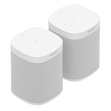 Sonos One Multiroom Set, weiß