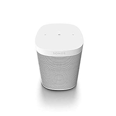 Sonos One SL All-In-One Smart Speaker (weiß, ohne Sprachsteuerung)