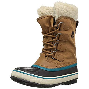 Sorel Damen Winter Carnival Stiefel,braun (camel brown),Größe: 40