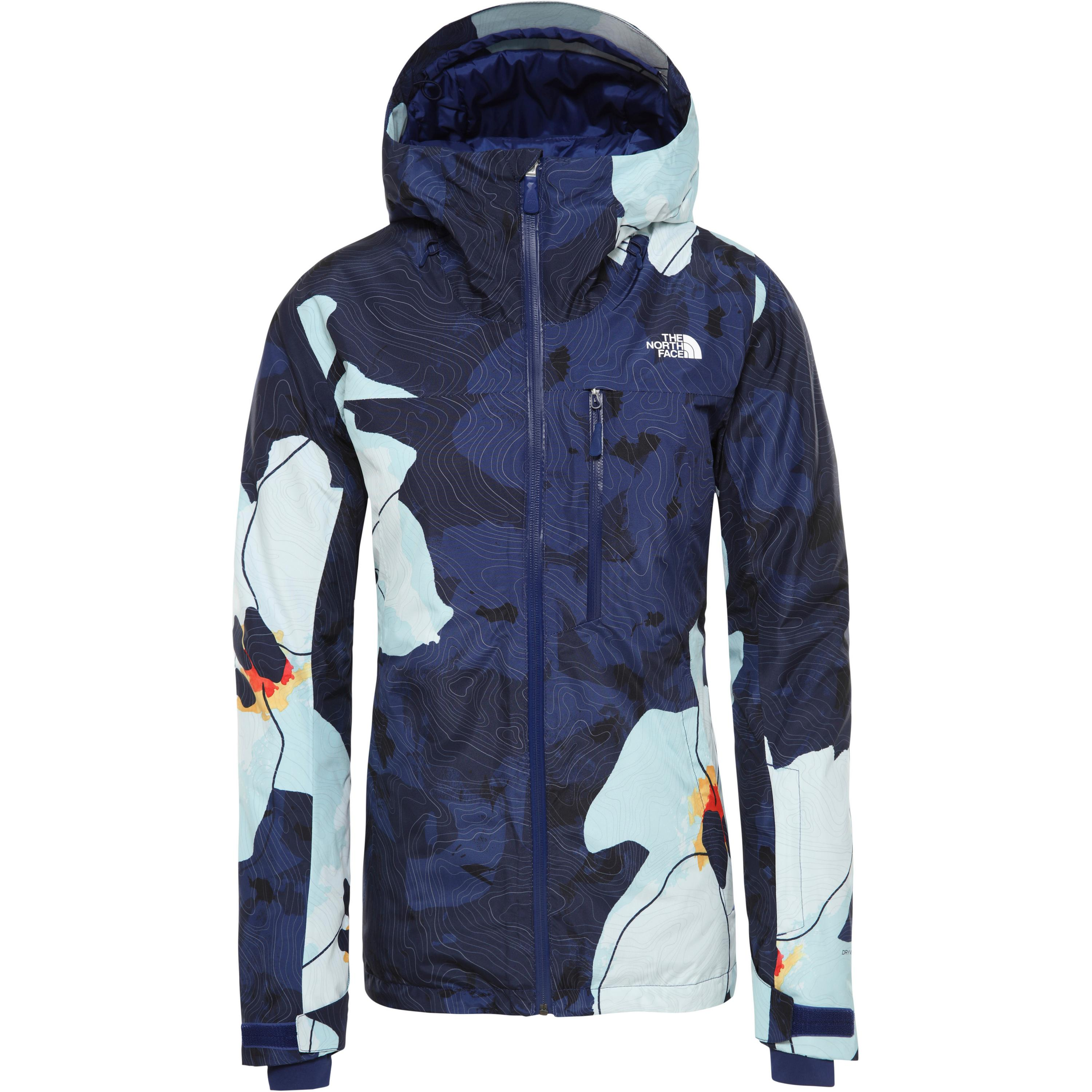 The North Face Descendit Skijacke Damen (blau)