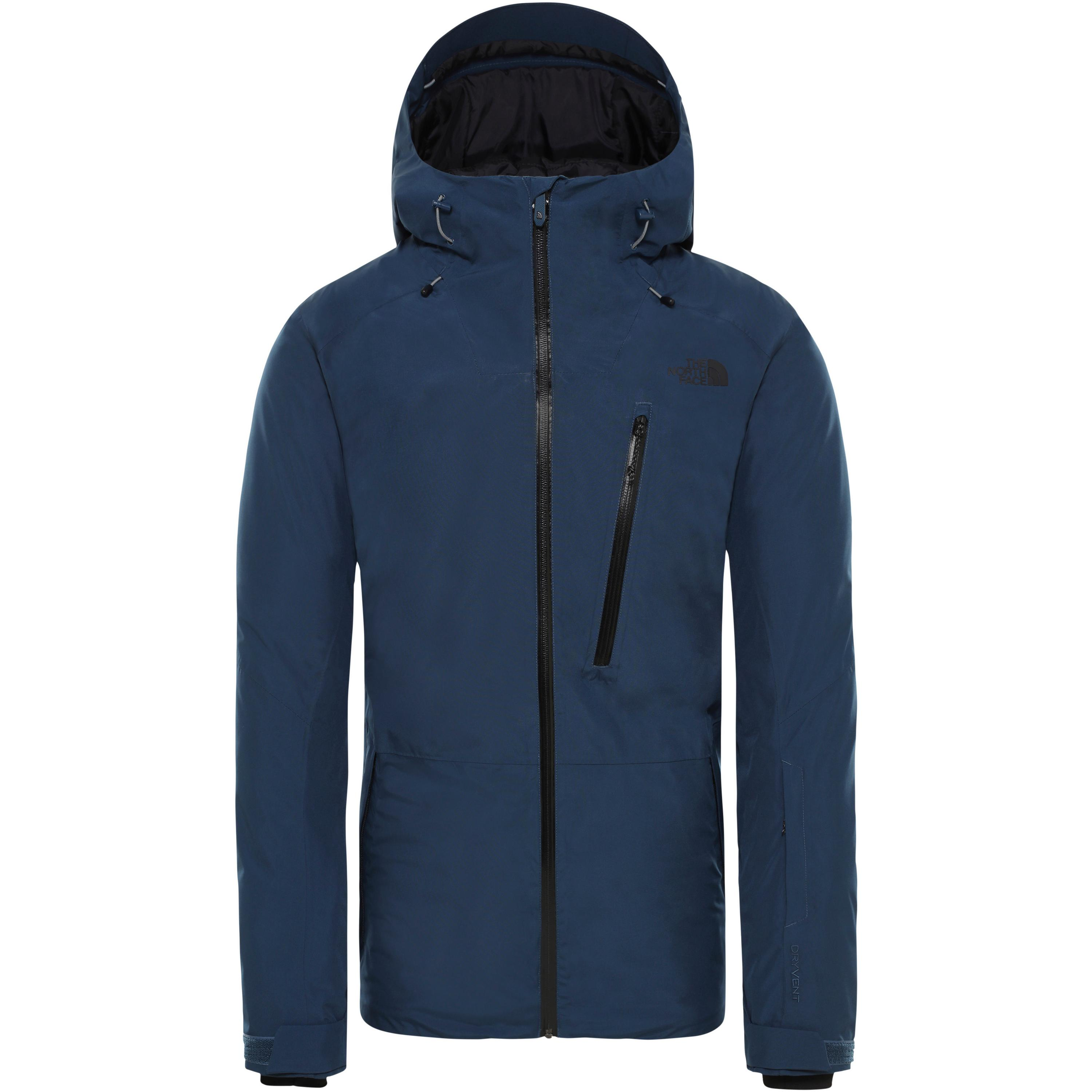 The North Face Descendit Skijacke Herren (blau)