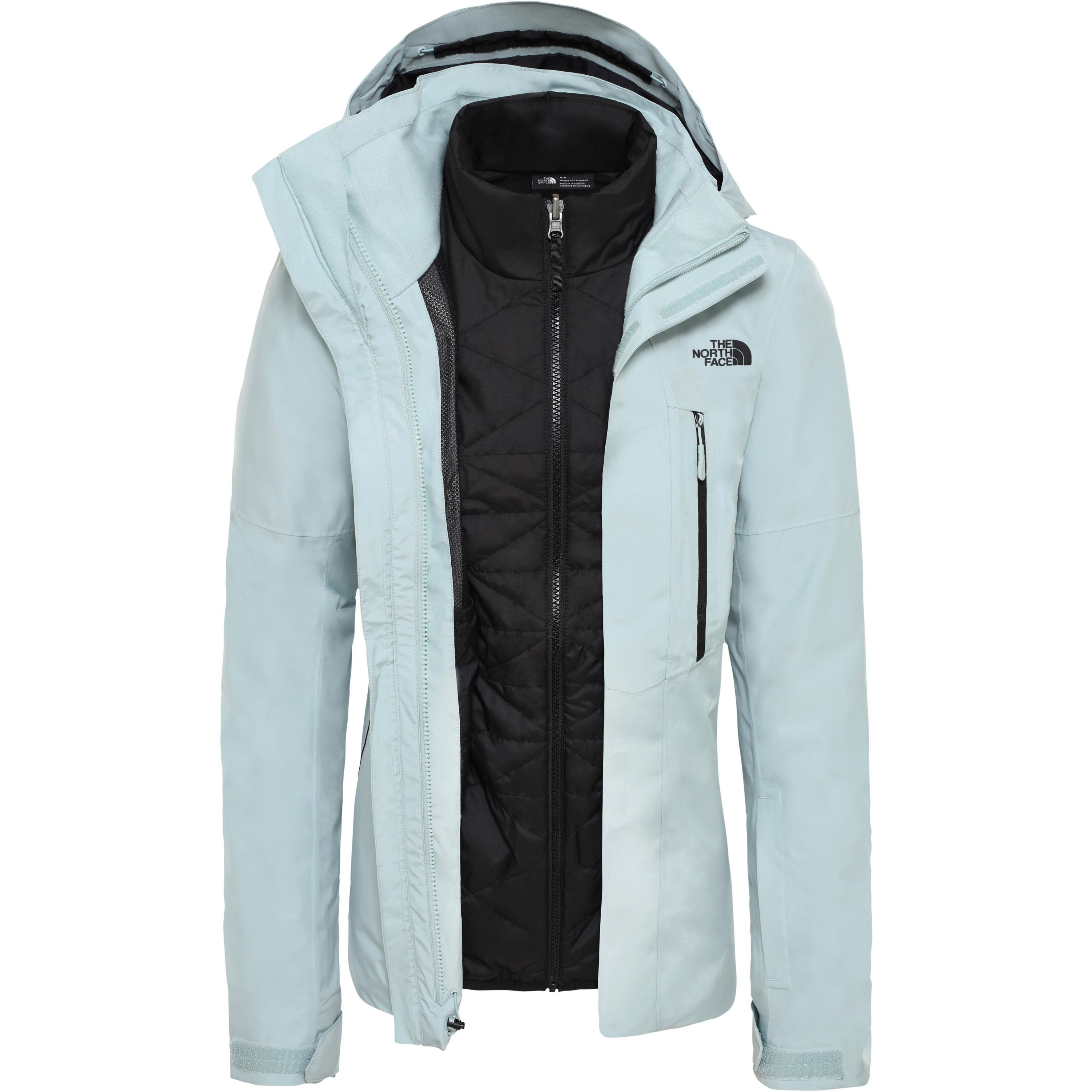 The North Face Garner Triclimate Skijacke Damen (blau)