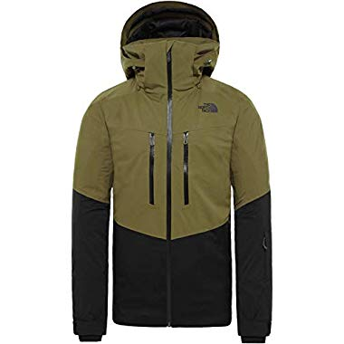 The North Face Herren Chakal Skijacke oliv XXL