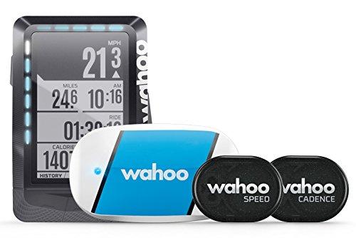 Wahoo ELEMNT GPS-Fahrradcomputer Set