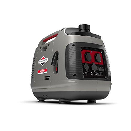 Briggs & Stratton P2200 PowerSmart Tragbarer Benzin-Inverter-Generator (2200W)