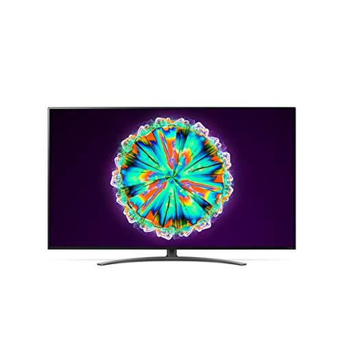 LG 55NANO917NA 139 cm (55 Zoll) NanoCell Fernseher (4K, 100 Hz, Smart TV) [Modelljahr 2020]