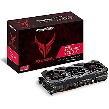 PowerColor AMD Radeon RX 5700 XT Red Devil 8GB GDDR6 HDMI/3xDP Grafikkarte
