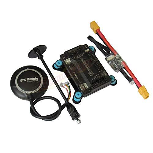 powerday APM2.8 ATMega 2560 Flight Controller + 7M GPS Modul + Crius Power Module