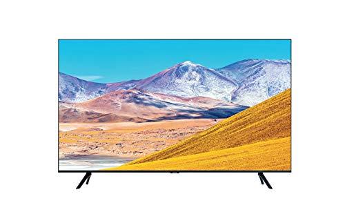 Samsung TU8079 138 cm (55 Zoll) LED Fernseher (Ultra HD, HDR10+, Triple Tuner, Smart TV) [Modelljahr 2020] (Single)