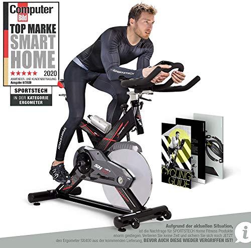 Sportstech SX400 Profi Indoor Cycle